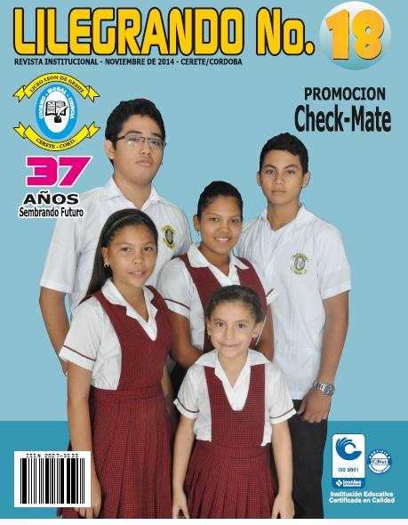 Revista Lilegrando 2014